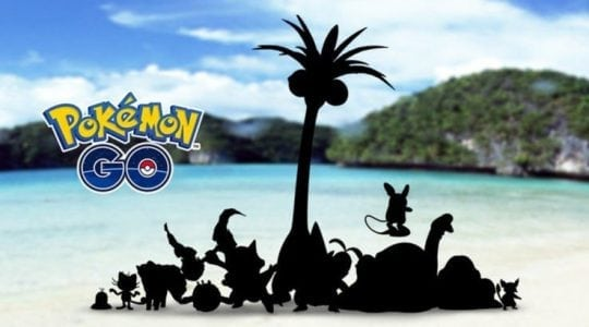 Pokemon GO: Alolan Diglett and Geodude Can Be Hatched   Gaming
