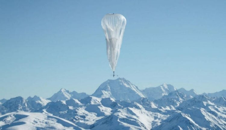 Why Alphabet's Project Loon internet balloons are heading to Kenya next   Innovation Tech