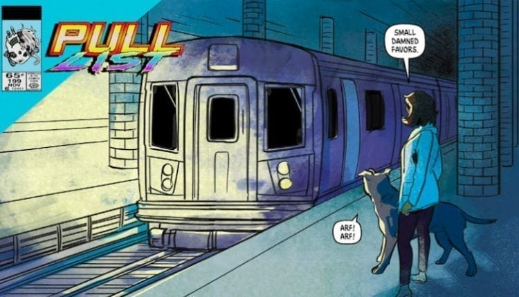 The Heroes Of This Week's Best New Comics Are Just Trying To Get Somewhere To Save The World | Gaming