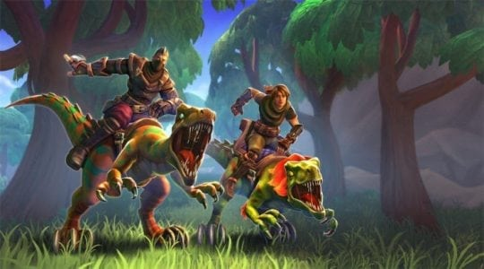 Realm Royale Adds Dinosaur Themed Battle Pass | Gaming