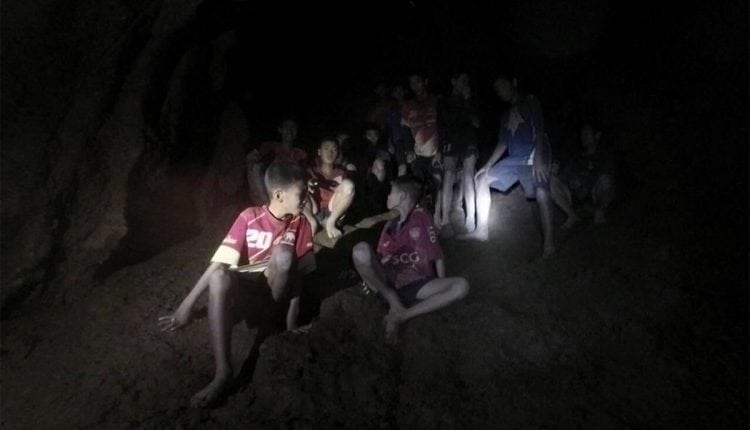 Thai rescue: How to help the boys survive months in a cave | Innovation Tech