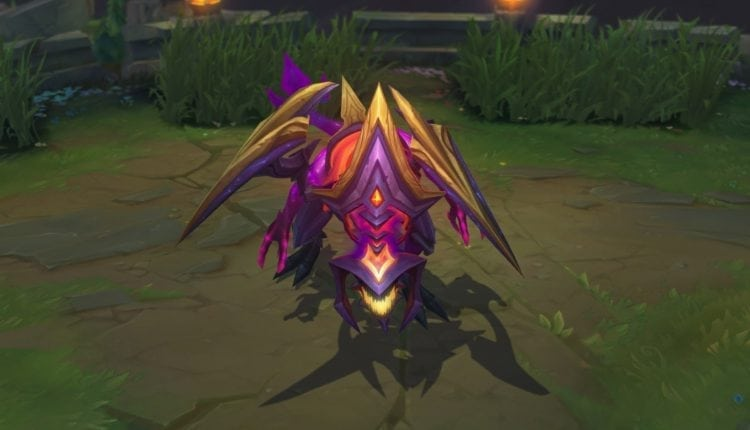 Riot Games sells cancer patient's LoL character skin for charity | Gaming