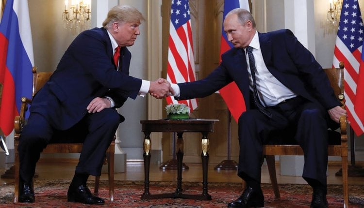 Trump's meeting with Putin may have had a surprise nuclear twist | AI