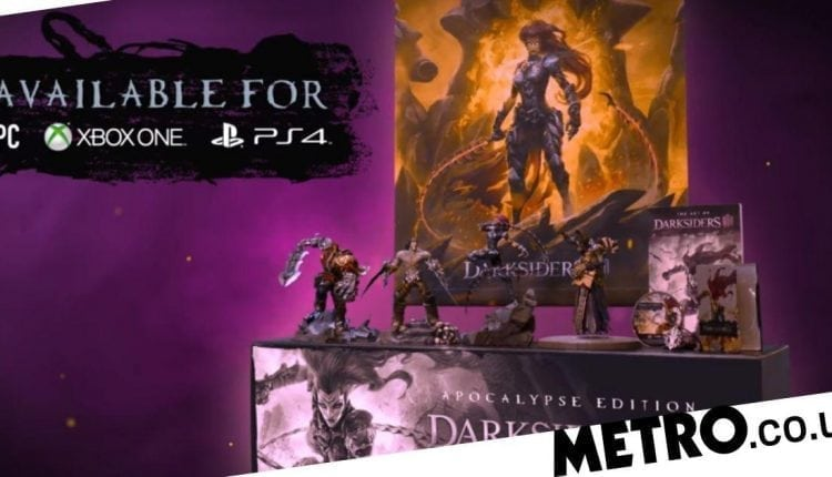 Games Inbox: Darksiders III Apocalypse Edition, Nintendo + Microsoft cross-play, and Persona 5 cheap | Gaming