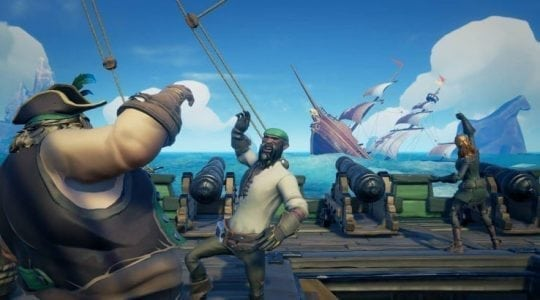 Sea of Thieves Considering Battle Royale Inspired Content | Gaming