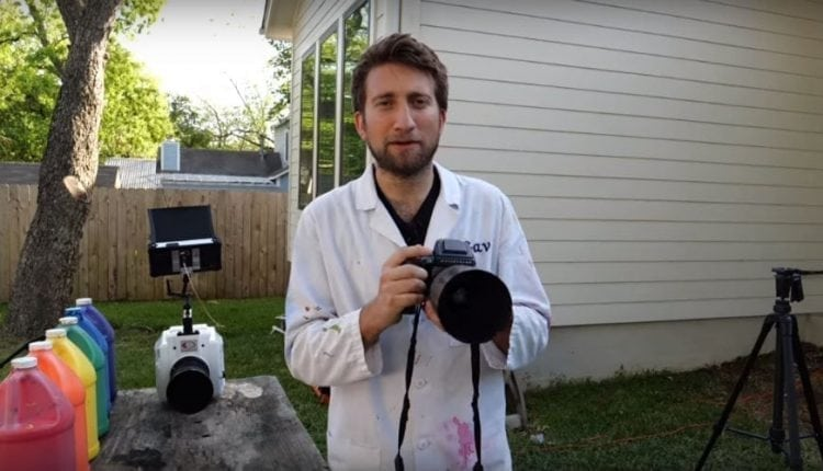 """The Slow Mo Guys"" Host Gavin Free On The Show's Evolving Experiments 