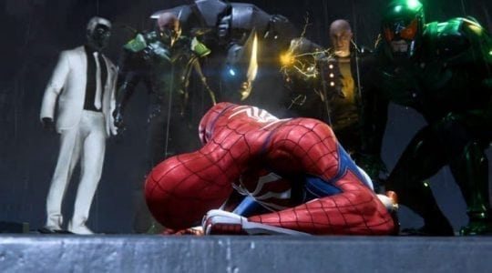 Spider-Man Comic-Con Trailer Sets Up the Story, Unveils Silver Sable | Gaming