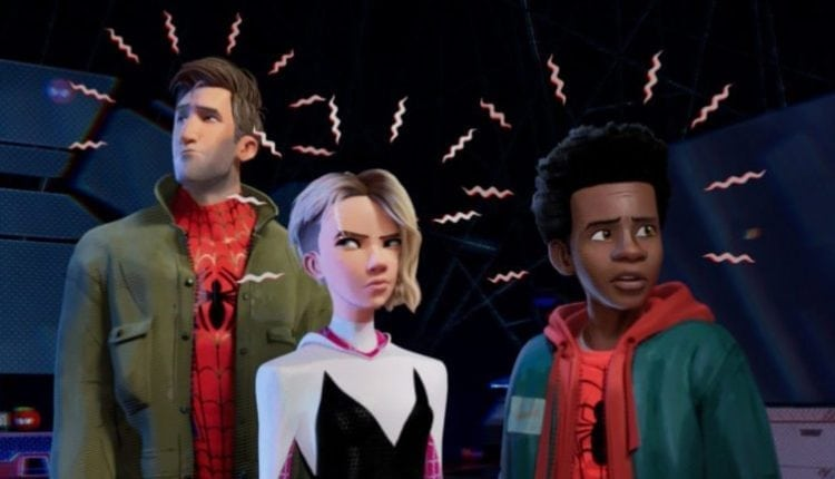 TheSpider-Man: Into The Spider-VerseComic-Con Footage Was Absolutely Amazing   Gaming