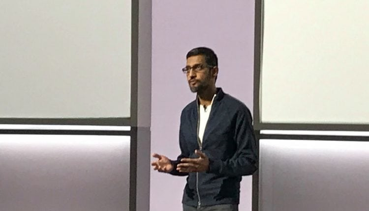 Google CEO on $5 billion EU antitrust fine: 'Android has created more choice, not less' | Tech Biz