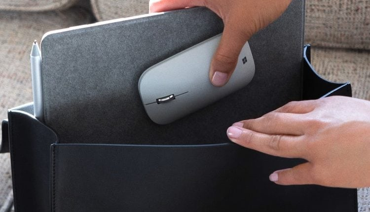 Microsoft's Surface Mobile Mouse is the ideal companion for your Surface Go | Computing
