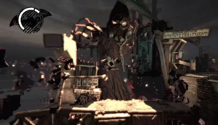 The Brilliant Use Of Fear And Scale InBatman: Arkham Asylum'sScarecrow Levels | Gaming