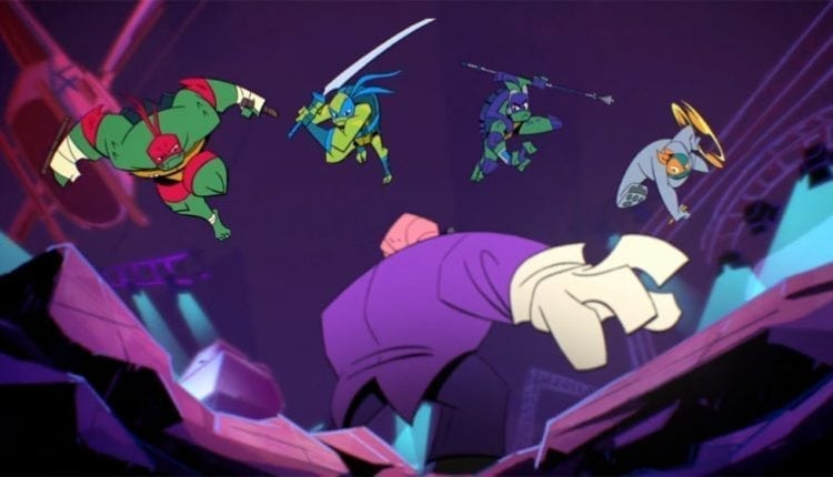 Rise Of The Teenage Mutant Ninja Turtles Brings The Mutagenic Fire In Its Comic-Con Trailer | Gaming