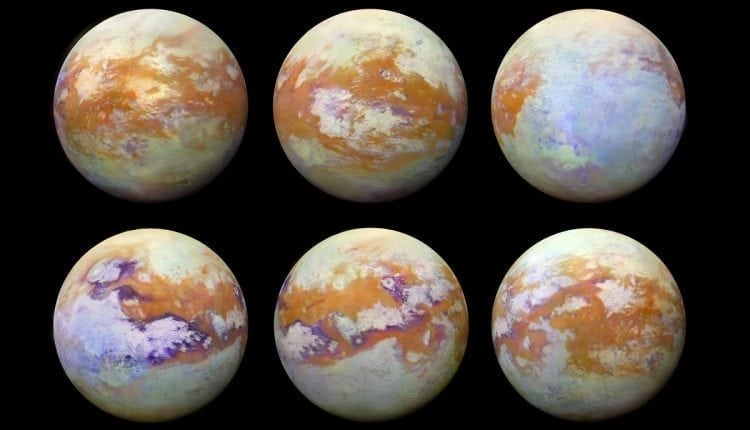 Spectacular new photos of Titan show Saturn's moon like never before | Innovation