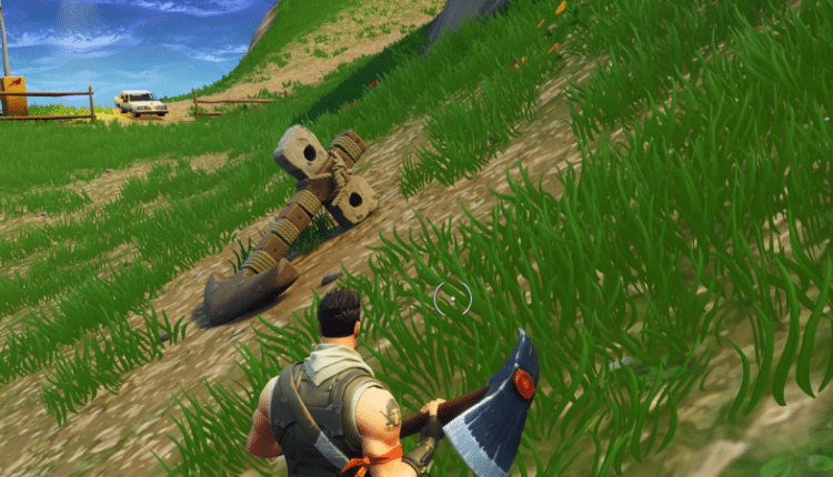 Now There's A Mysterious Anchor In Fortnite | Gaming