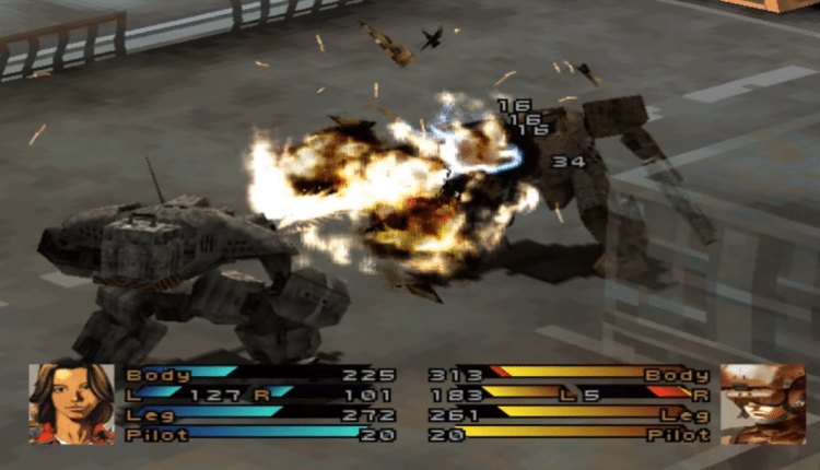 The PS1 Strategy Game That Nails Robotic Destruction | Gaming
