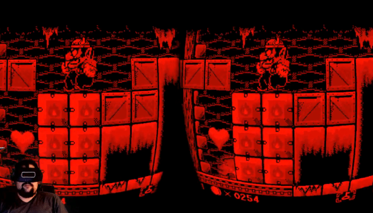 Virtual Boy VR emulator takes the pain out of playing those old games | Tech Industry
