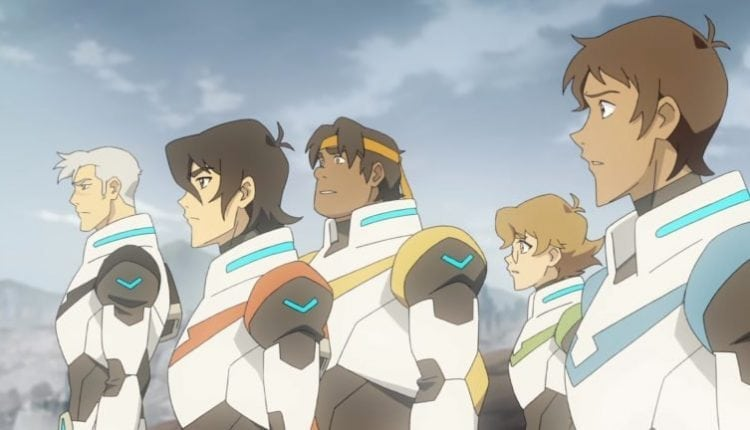 The First Voltron Season Seven Trailer Is The Beginning Of The Legendary Defender's End | Gaming
