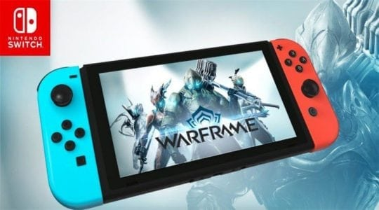 Warframe Coming to Nintendo Switch | Gaming