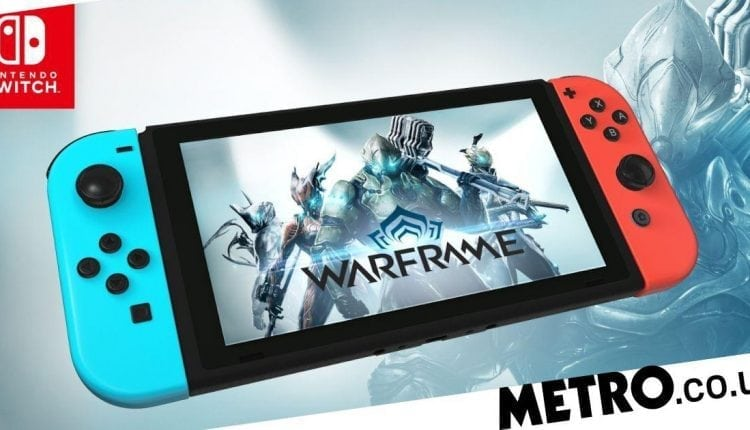 Free-to-play favourite Warframe coming to Nintendo Switch | Gaming