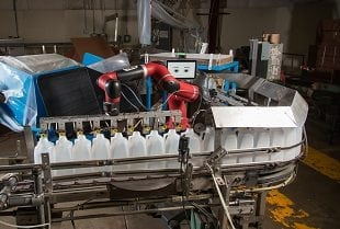 when it comes to packing plastics, this cobot just works | Robotics