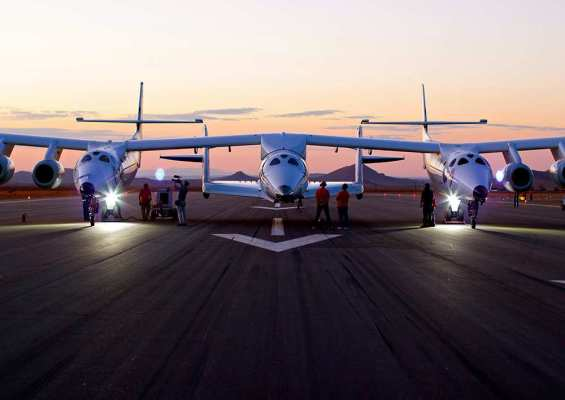 Virgin Galactic agrees to launch space flights from Italy   Industry News