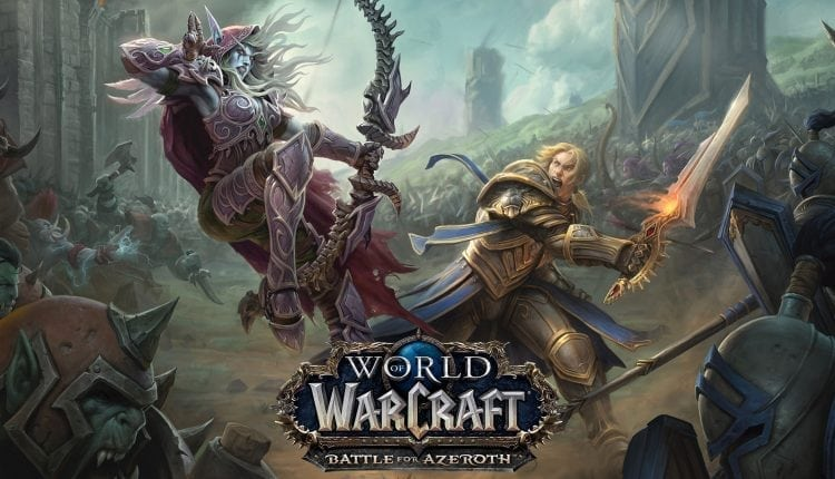 World of Warcraft: Battle for Azeroth could have a progression problem   Gaming News