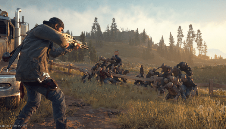 Hands-On With Days Gone: Fun, But Kind Of Generic | Gaming