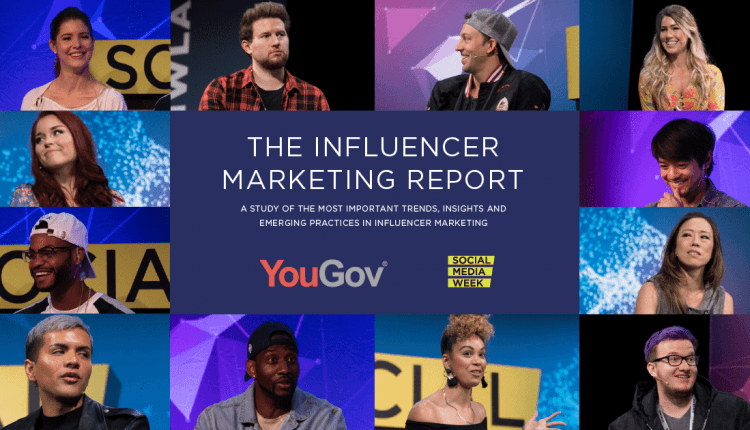 Free Download: YouGov & Social Media Week's Influencer Marketing Report | Tech Social