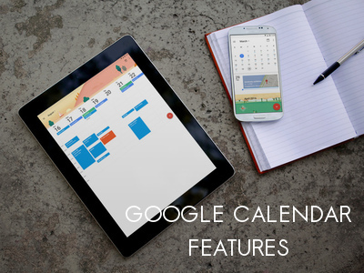 10 Google Calendar Features You Should Use | Gizmocrazed  How To| Tips & Tricks