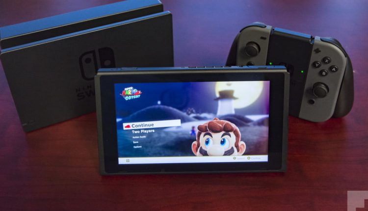 Nintendo Switch closes in on 20 million sales, as Mario leads the charge | Gaming