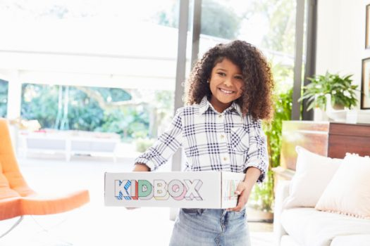 Subscription startup Kidbox launches its own clothing lines | Tech Startup