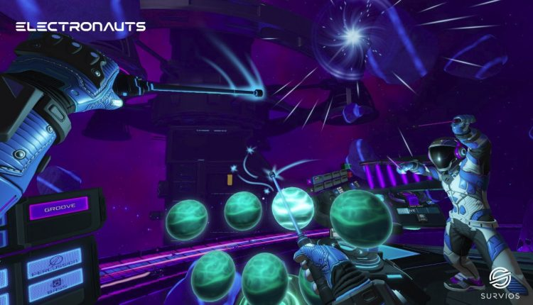 How Survios crafted a creative music VR experience with Electronauts | Gaming