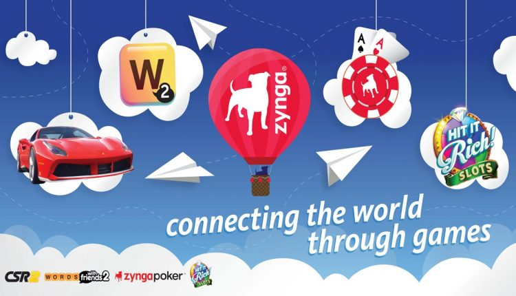 Zynga gets Q2 boost from Words with Friends, Poker, CSR2 | Tech Industry
