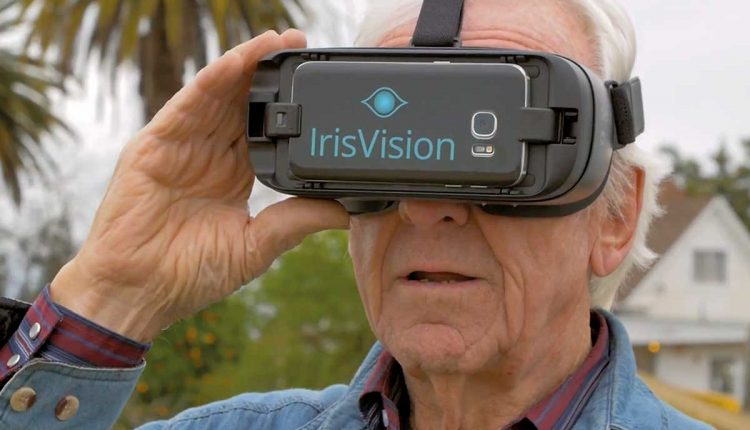 VR headset helps people who are legally blind see again | Innovation