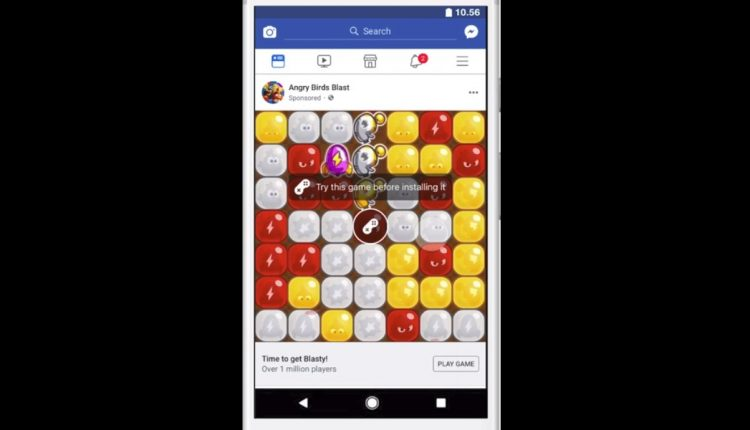 Facebook finally launches playable ads, improves game monetization | Social