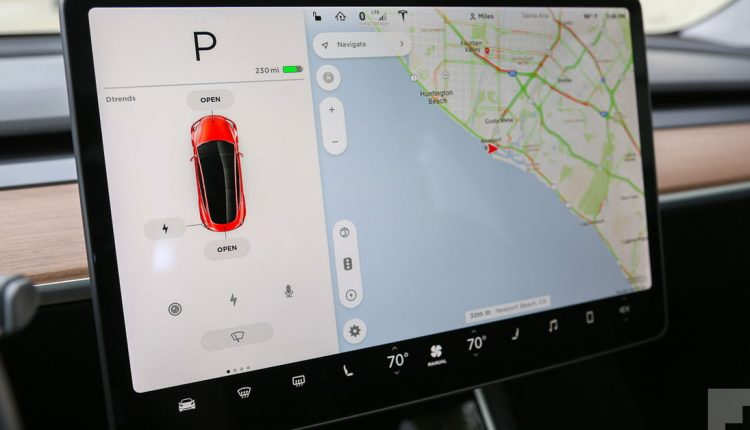 Tesla adding in-car Atari games, a party mode, and an improved Autopilot | Gaming