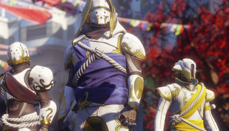 Destiny 2 Elemental Orbs: How to Farm Elemental Orbs to get Solstice of Heroes 400 armour | Gaming
