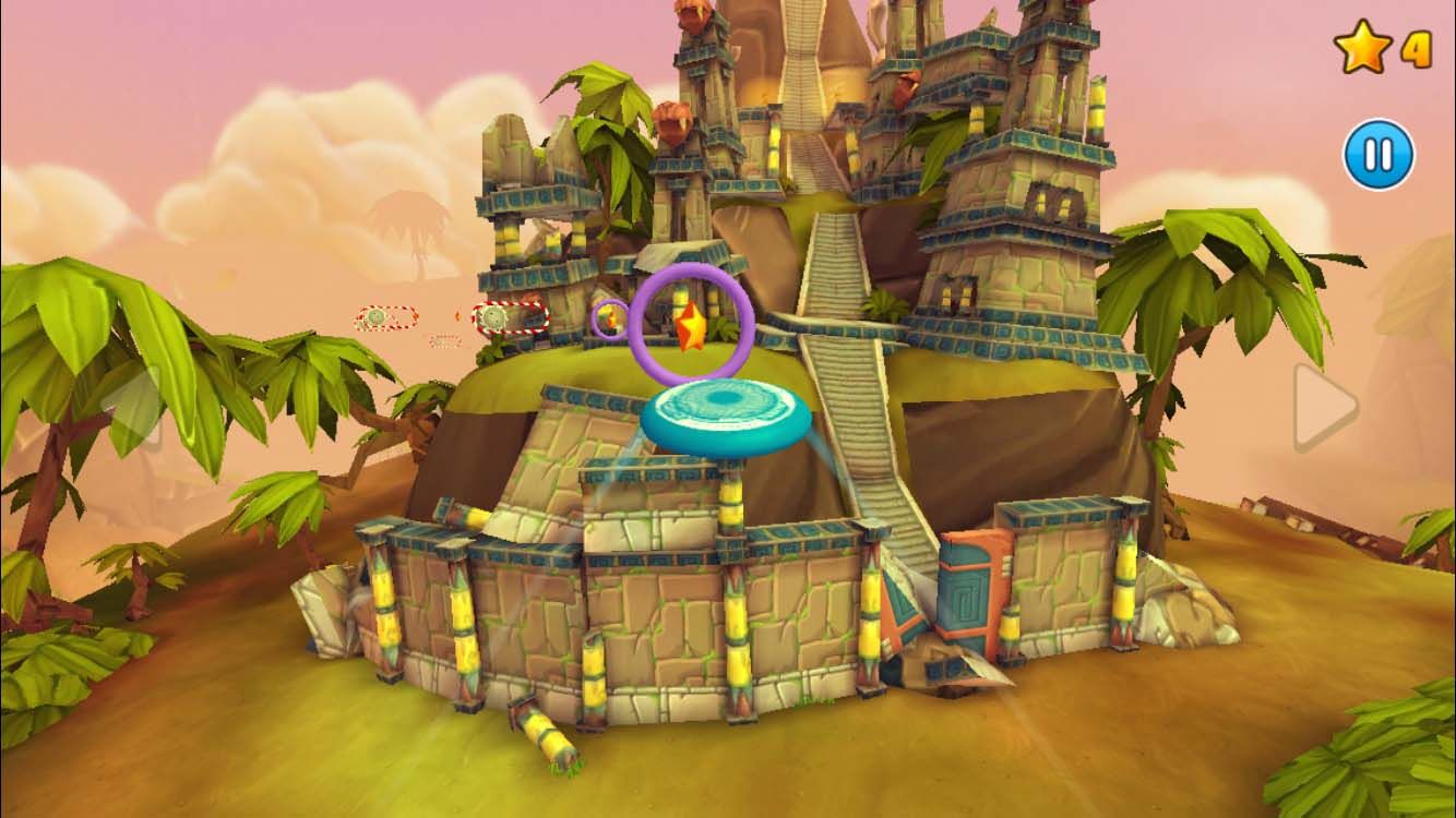 Best free iPhone games: Frisbee Forever 2
