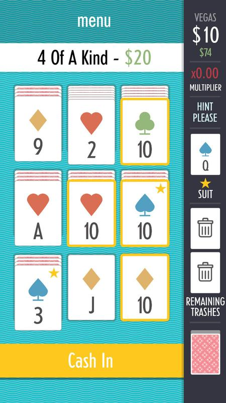 Best free iPhone games: Sage Solitaire