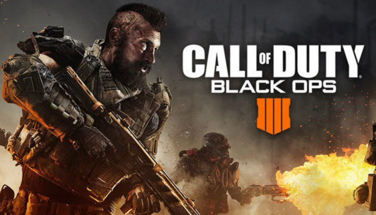 Call of duty inspired black ops 4 wall art