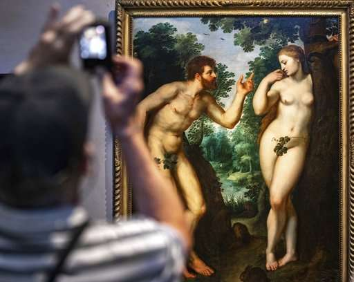It's Rubens vs. Facebook in fight over artistic nudity