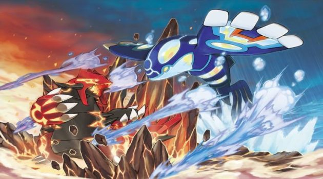 Pokemon Sun and Moon Offering Legendary Groudon and Kyogre | Gaming
