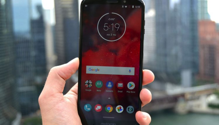 This week in Android: Moto Z3 hands-on, Google Pixel 3 XL leaks, and more | Apps & Software