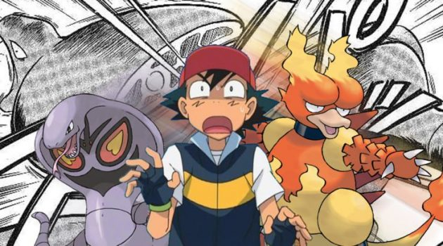 The 10 Most Disturbing Moments in the Pokemon Manga