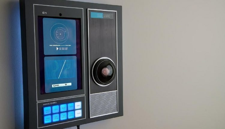 Fancy your own HAL-9000 command computer?   Apps News