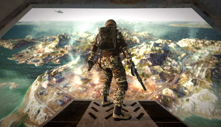 Virtual Battlegrounds hopes to be the VR battle royale game | Gaming