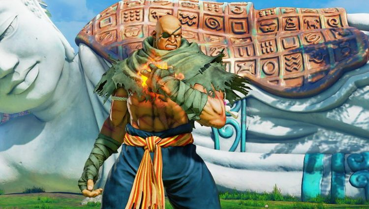 Street Fighter V Sagat, G DLC Characters To Release Today; New Trailers Available   Gaming