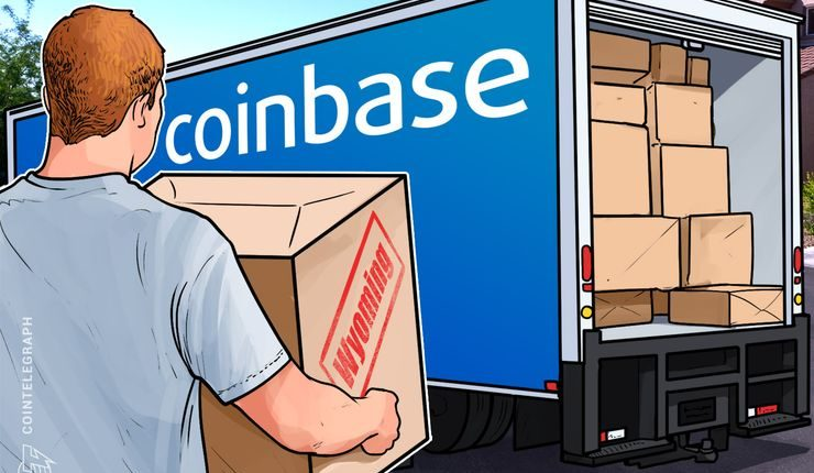 Coinbase Returns to Wyoming After Successfully Renewing Money Transmitter License | Cryptocurrency