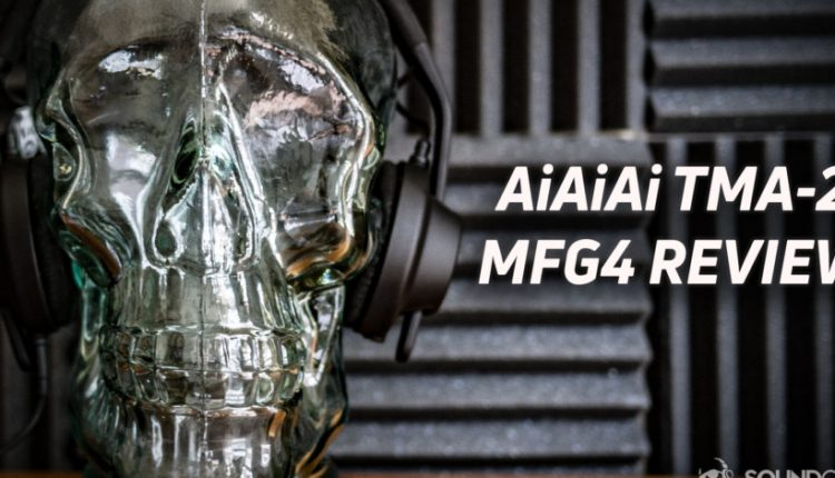 AiAiAi TMA-2 MFG4 review: Are USB Type-C headphones any good yet? | Apps & Software