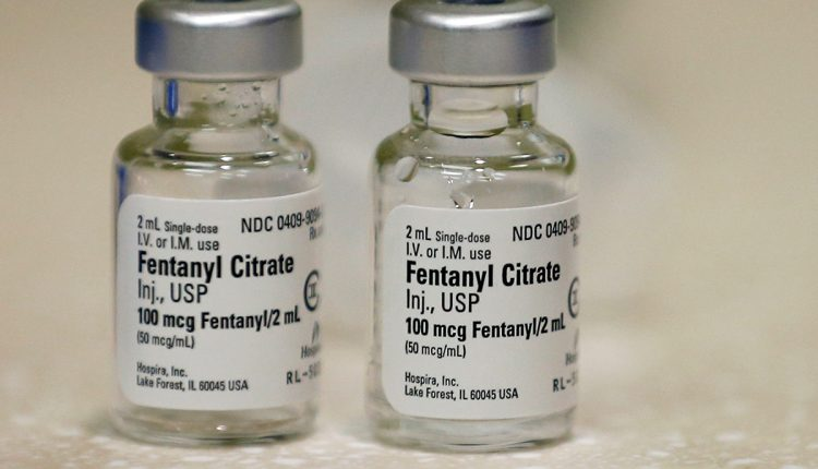 Deaths caused by the opioid fentanyl are rising in the UK | Innovation